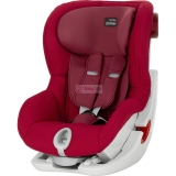 Britax-Römer - KING II 2018, flame red