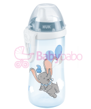 NUK fľaša Kiddy Cup +12mes., Disney Clasic, 300ml Dumbo