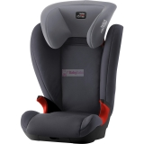 BRITAX RöMER - KID II Black 2019, storm grey
