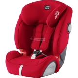 Britax Römer - EVOLVA 123 SL SICT 2021, fire red