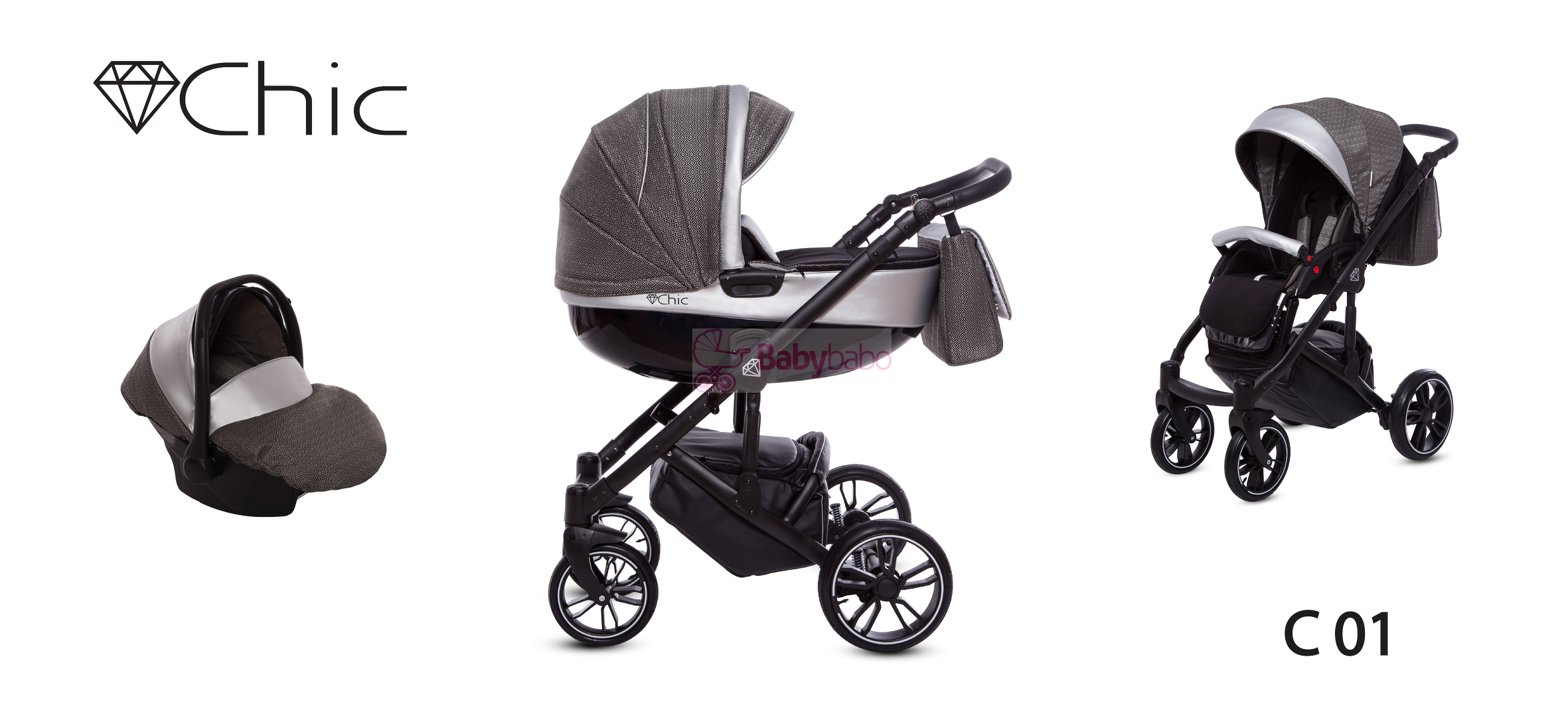BABY ACTIVE - CHIC 2019, col. 01