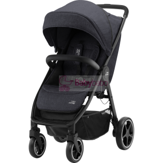 BRITAX RÖMER - B-Agile R 2020, black shadow/black