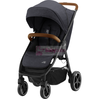 BRITAX RÖMER - B-Agile R 2020, black shadow/brown