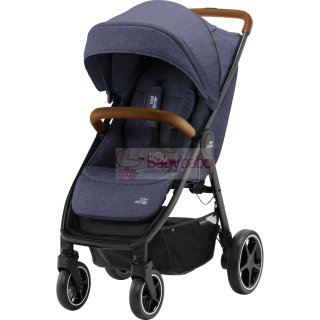 BRITAX RÖMER - B-Agile R 2020, navy ink/brown