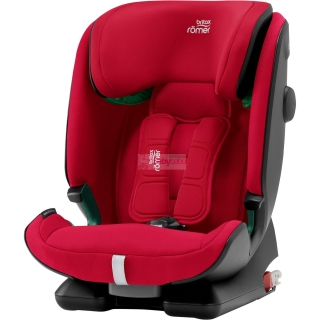 BRITAX RÖMER - Advansafix i-Size 2021, fire red