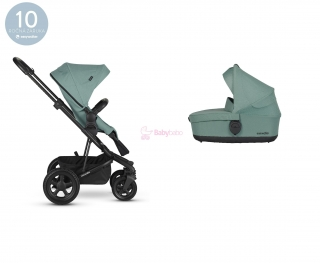 EASYWALKER - Harvey2 All-Terrain 2019, Coral green + hlboká vanička za 0,01 €