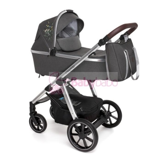 BABY DESIGN - BUENO 2020, col. 117 graphite meadow