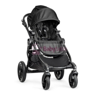 BABY JOGGER - City Select  Black čierný rám