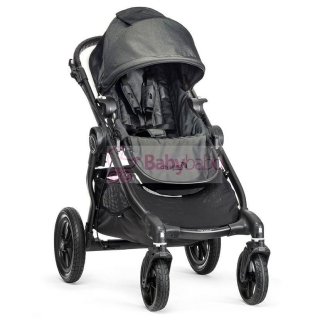 BABY JOGGER - City Select  Charcoal čierný rám