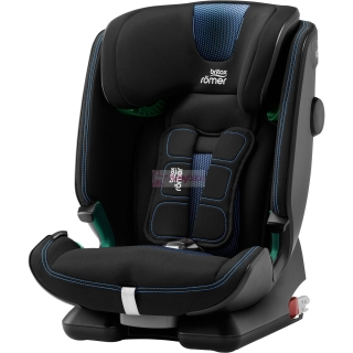 BRITAX RÖMER - Advansafix i-Size 2021, cool flow blue