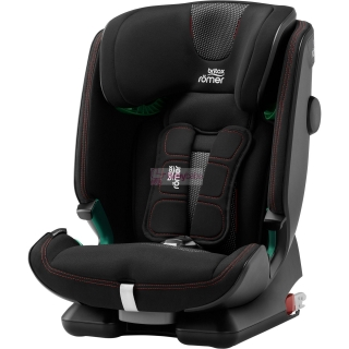 BRITAX RÖMER - Advansafix i-Size 2021, cool flow black