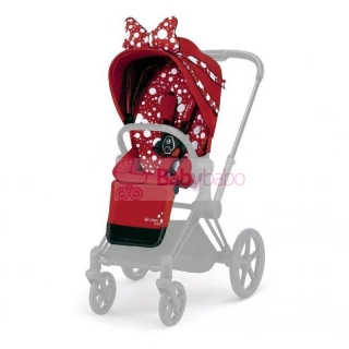 CYBEX - Priam Seat Pack 2021 Petticoat Red