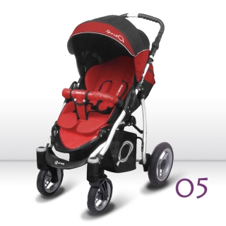 BABY ACTIVE - Sport Q 2018, Q05 red