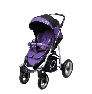 BABY ACTIVE - Sport Q 2018, Q14 purple