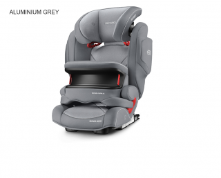 Recaro Monza Nova IS 2018 Aluminium Grey