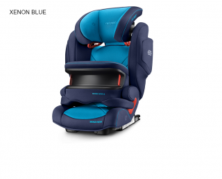 Recaro Monza Nova IS 2018 Xenon Blue
