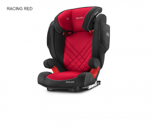 Recaro Monza Nova 2 SeatFix 2018 Racing Red