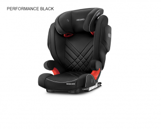 Recaro Monza Nova 2 SeatFix 2019 Performance Black