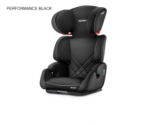 Recaro Milano Seatfix 2017 Performance black