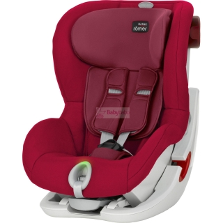 Britax-Römer - KING II LS 2019, flame red