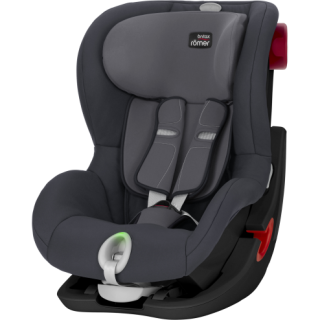 Britax-Römer - KING II LS Black 2019, storm grey