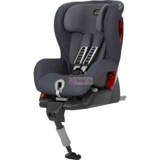 Britax-Römer - Safefix Plus 2020, storm grey