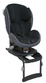 Be Safe - iZi Comfort X3 Isofix 2018, 001 midnight black