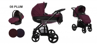 BABY ACTIVE - Mommy 2018, 08 plum
