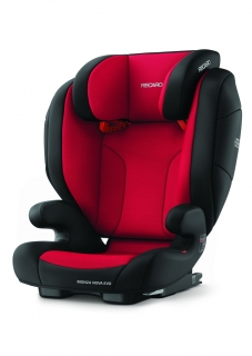 RECARO - Monza Nova EVO Seatfix Recing red 2018