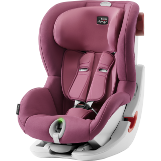 Britax-Römer - KING II LS 2019, wine rose