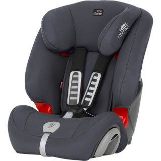 Britax Römer - EVOLVA 123 plus 2019, storm grey
