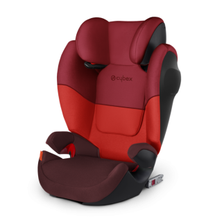 CYBEX - Solution M - Fix SL 2019, rumba red