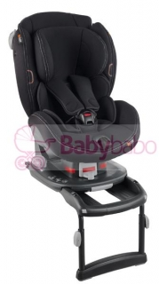 Be Safe - iZi Comfort X3 Isofix 2018, 50 black car interior