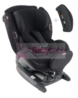 Be Safe - iZi Combi X4 ISOfix 2019, 50 black car interior