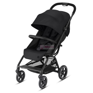 CYBEX - Eezy S+ 2 black,  col. deep black