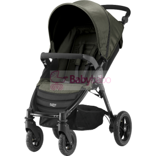 Britax Römer - B-Motion 4 2019, olive denim