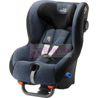 Britax-Römer - Max-Way Plus 2020, blue marble