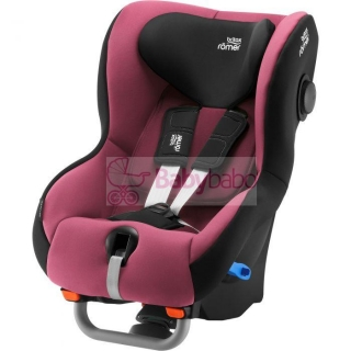 Britax-Römer - Max-Way Plus 2020, wine rose