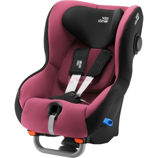 Britax-Römer - Max-Way Plus 2019, wine rose