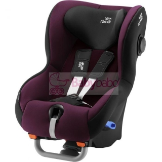 Britax-Römer - Max-Way Plus 2020, burgundy red