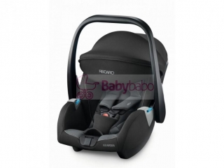 RECARO - GUARDIA 2019 carbon black + Smart Click Base