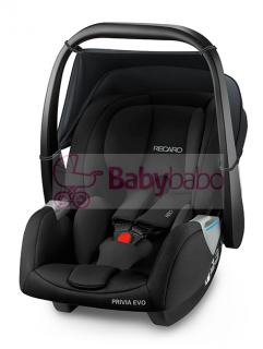 RECARO - PRIVIA EVO 2019, performance black + SmartClick Base