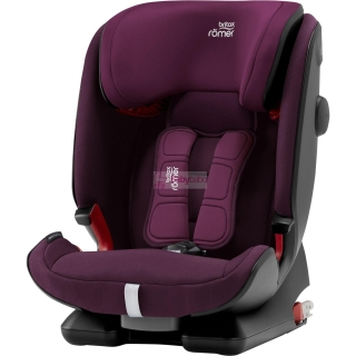 Britax Römer - ADVANSAFIX IV R 2021, burgundy red