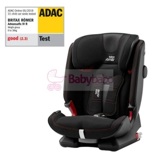 Britax Römer - ADVANSAFIX IV R 2021, air black