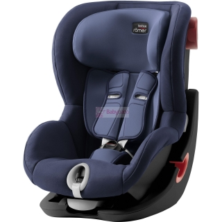 Britax-Römer - KING II Black 2019, moonlight blue