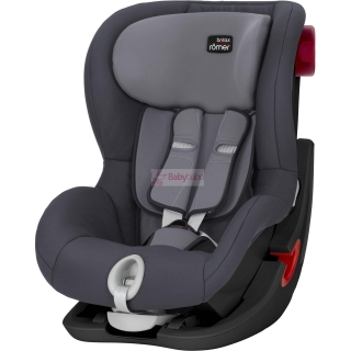 Britax-Römer - KING II Black 2019, storm grey