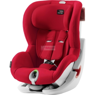 Britax-Römer - KING II LS 2019, fire red
