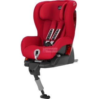 Britax-Römer - Safefix Plus 2020, fire red