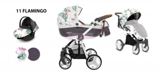 BABY ACTIVE - Mommy limited edition 2019, 11 flamingo