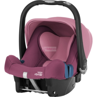 BRITAX Römer - Baby-Safe plus SHR II 2019, wine rose